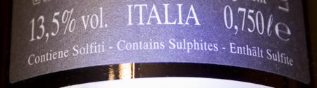 ContainsSulfites